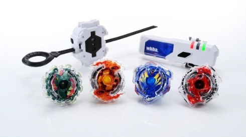 beyblade burst beylogger instructions