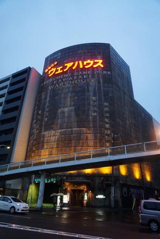 東京から30分で行ける廃墟 川崎駅前にそびえ立つ巨大ゲーセン
