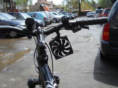 自転車で走るだけでスマホ充電 ...