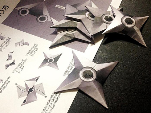 ハート 折り紙 忍者 折り紙 : nlab.itmedia.co.jp