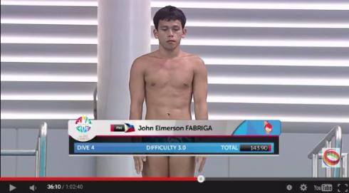 水泳・飛び込み競技で2人の選手が連続で「0点」を叩き出す珍事 ...