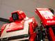 東京おもちゃショー2015:4メートル超の巨大ロボ「レッドクラタス」が「東京おもちゃショー2015」に登場