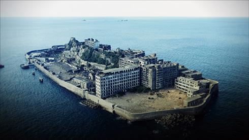 世界遺産の仲間入りが決まった軍艦島が、さっそく4K映像に!