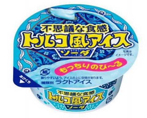 トルコ風アイス、新味発売
