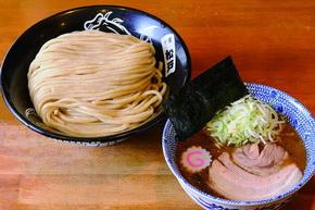 つけ麺とラーメン