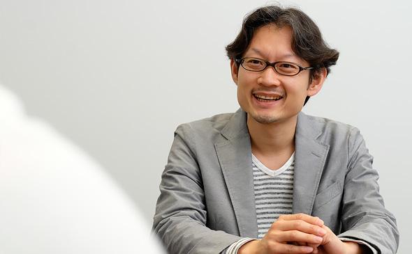 NHN PlayArt代表取締役社長、稲積憲氏
