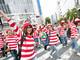 ウォーリーが東京に100人超出没! ファンイベントが今年も開催