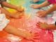 手や指で直接塗るから安全性を重視しました ぺんてるから「ゆびえのぐ」全8色が発売