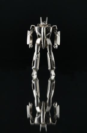 「超合金の塊」の「VF-1J バルキリー」