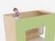 部屋の中に小屋を建てるという新発想 「家の中の小屋」が秘密基地好きの心を揺さぶりそう