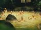 演技はオリンピックメダリスト率いるプロチームだと……? 大分県が温泉でシンクロナイズドスイミングする謎動画公開