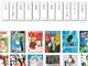 """ゴルゴ、ナニ金、ヘタリアで「社会」のお勉強! 11科目を""""学習する""""ためのマンガ100冊が公開"""