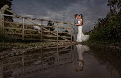 クリスさんによる結婚写真