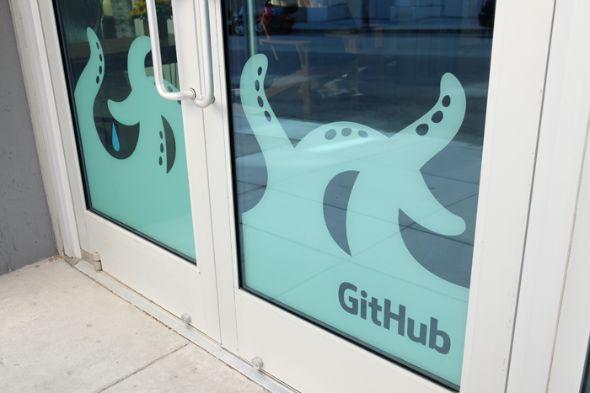 GitHub本社