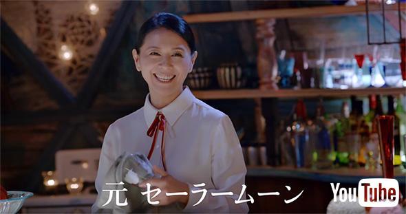 小泉今日子さん演じる元セーラームーン