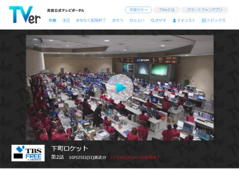 「下町ロケット」(TBSテレビ)