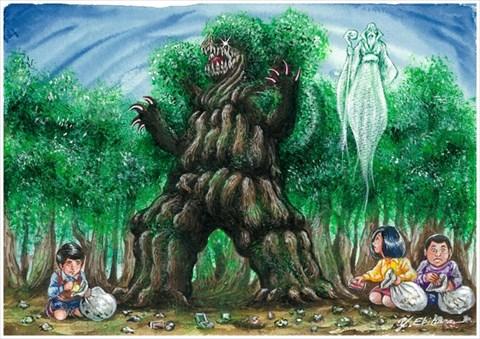 ご当地怪獣総選挙