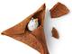 山形の郷土菓子「からからせんべい」の中からちっちゃいにゃんこ! 毎月1回届くにゃんこがかくれんぼ