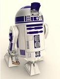 R2-D2型移動式冷蔵庫