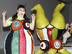 再現度高すぎだろ! 渡辺直美さんが国立新美術館「ニキ・ド・サンファル展」で美術品そっくりの姿に