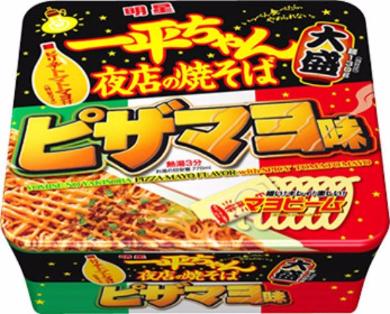 一平ちゃんピザマヨ味