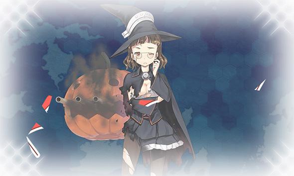 かぼちゃから黒煙が……