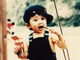 え、天使ですか? 有吉弘行さんがポッキーの日にちなんで投稿した子ども時代の写真がかわいすぎる