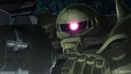 公開されている「機動戦士ガンダム サンダーボルト」アニメシーンの一部
