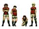 史上初のラグビーアニメ「ALL OUT!!」、メインキャストが公開! 祇園健次役に千葉翔也さん、石清水澄明役に安達勇人さん