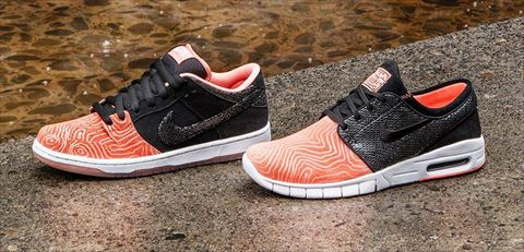 Nike SB Premier Fish Ladder