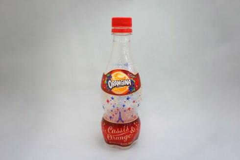 オランジーナ カシス&オレンジ