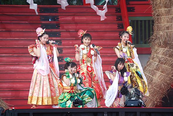 桃神祭2015