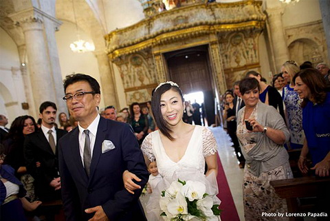 宇多田ヒカル結婚式
