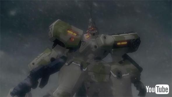 東ドイツ軍の主力戦術機「MiG-21バラライカ」