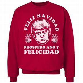 ダサいクリスマスセーター