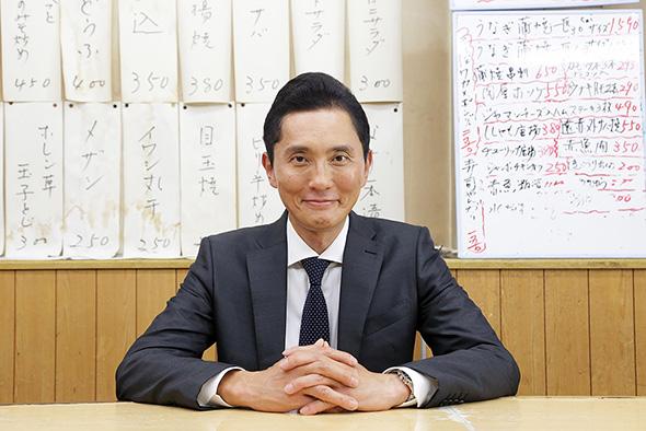 井之頭五郎、2016年は正月から食す!