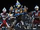新旧8大ウルトラマンそろい踏み! 劇場版「ウルトラマンX」、3月12日公開