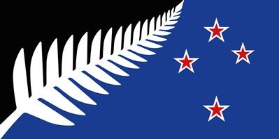 ニュージーランドの新国旗候補