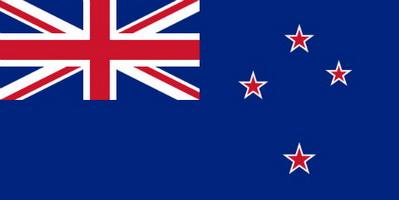 ニュージーランドの現国旗
