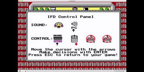 マリオブラザーズ3PC版デモオプション