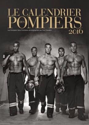 消防士カレンダー