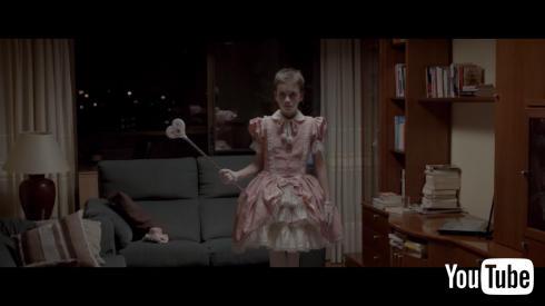 「マジカル・ガール」のアリシアのコスチューム