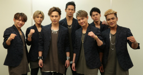 ���̂�S������O��� J Soul Brothers from EXILE TRIBE