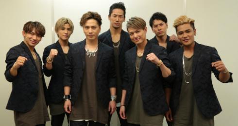 主題歌を担当する三代目 J Soul Brothers from EXILE TRIBE
