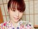 平野綾、熱海旅行でファン悩殺の浴衣姿を公開 人生初の露天風呂も満喫