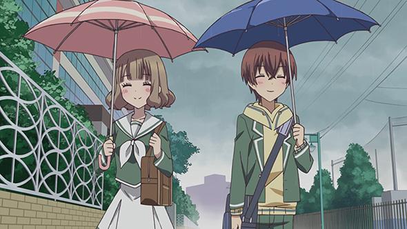 「ももくり」アニメ第1話より