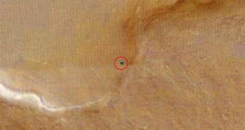 火星地下基地