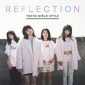 東京女子流の5thアルバム「REFLECTION」