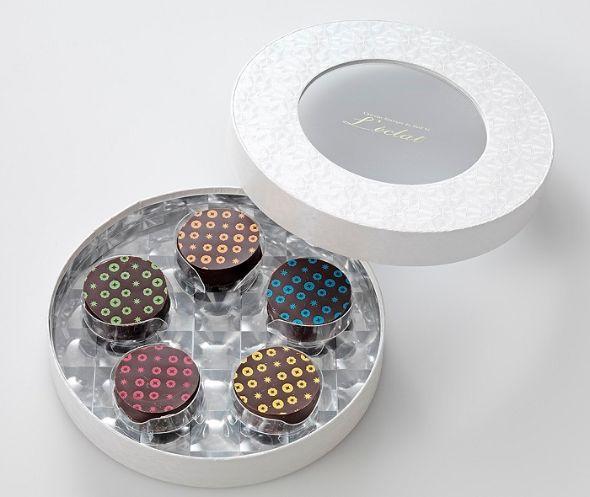蓄音機型チョコレート