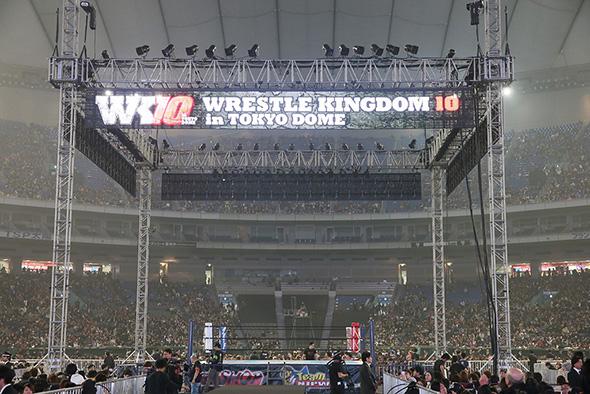 3万人の観客は大盛況